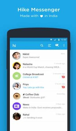 hike-messenger-apk